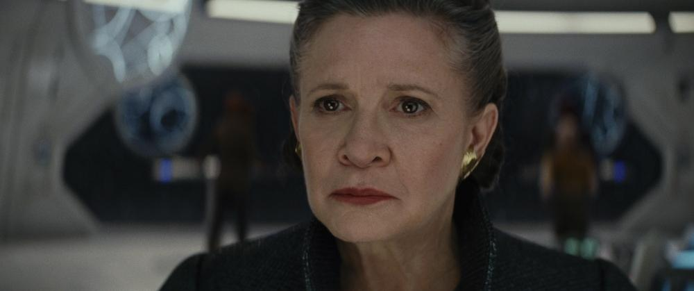《星際大戰》(Star Wars):莉亞公主