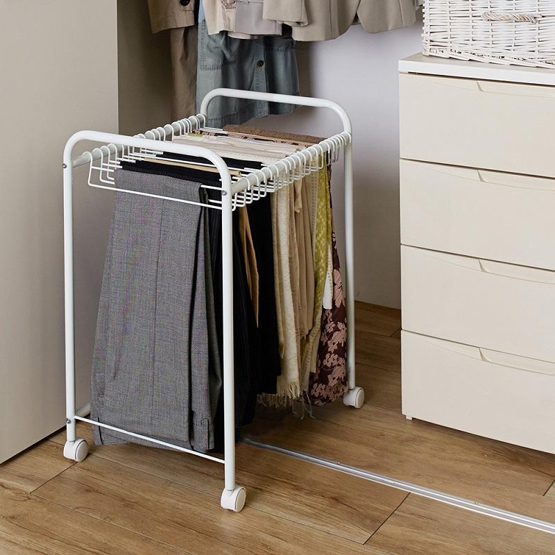 ▲長褲分類集中管理,易找好拿效益高。(圖片來源:Yahoo購物中心)
