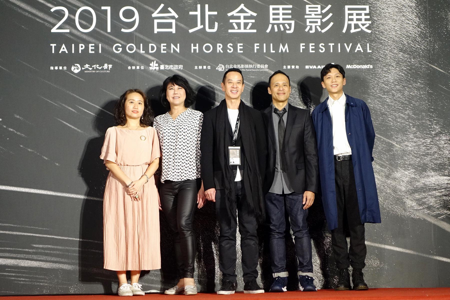 《叔‧叔》金馬影展感動首映,導演楊曜愷西門町遇「彩虹」大喜
