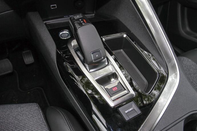 獨特外觀、操作順暢的排檔桿。版權所有/汽車視界