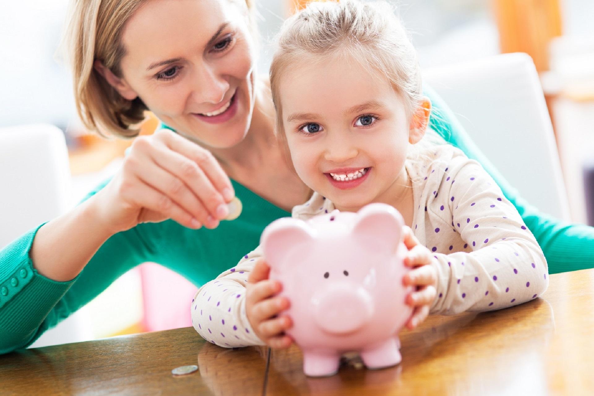 生活中處處能學理財 看虎媽、水母媽or海豚媽不同教養風格建議