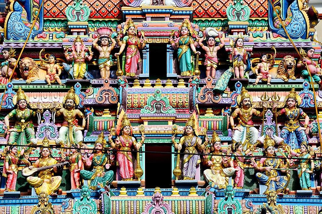 小印度 (Photo by Anandajoti Bhikkhu from Sadao, Thailand, License: CC BY 2.0, 圖片來源www.flickr.com/photos/anandajoti/26596647108)