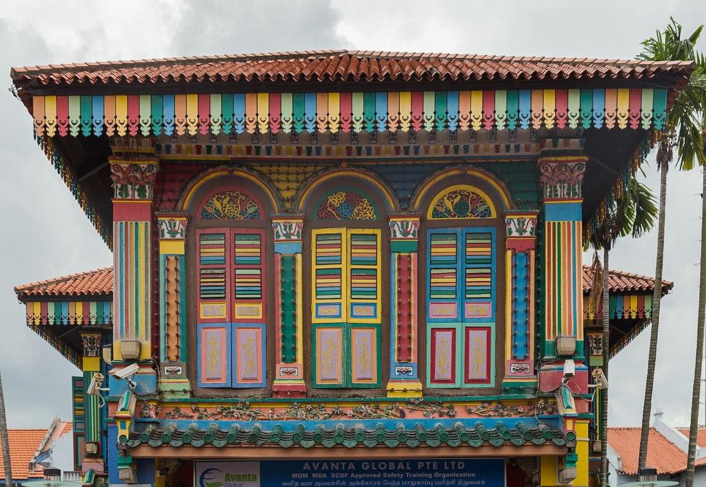 Tan Teng Niah故居 (Photo: Marcin Konsek / Wikimedia Commons / CC BY-SA 4.0)