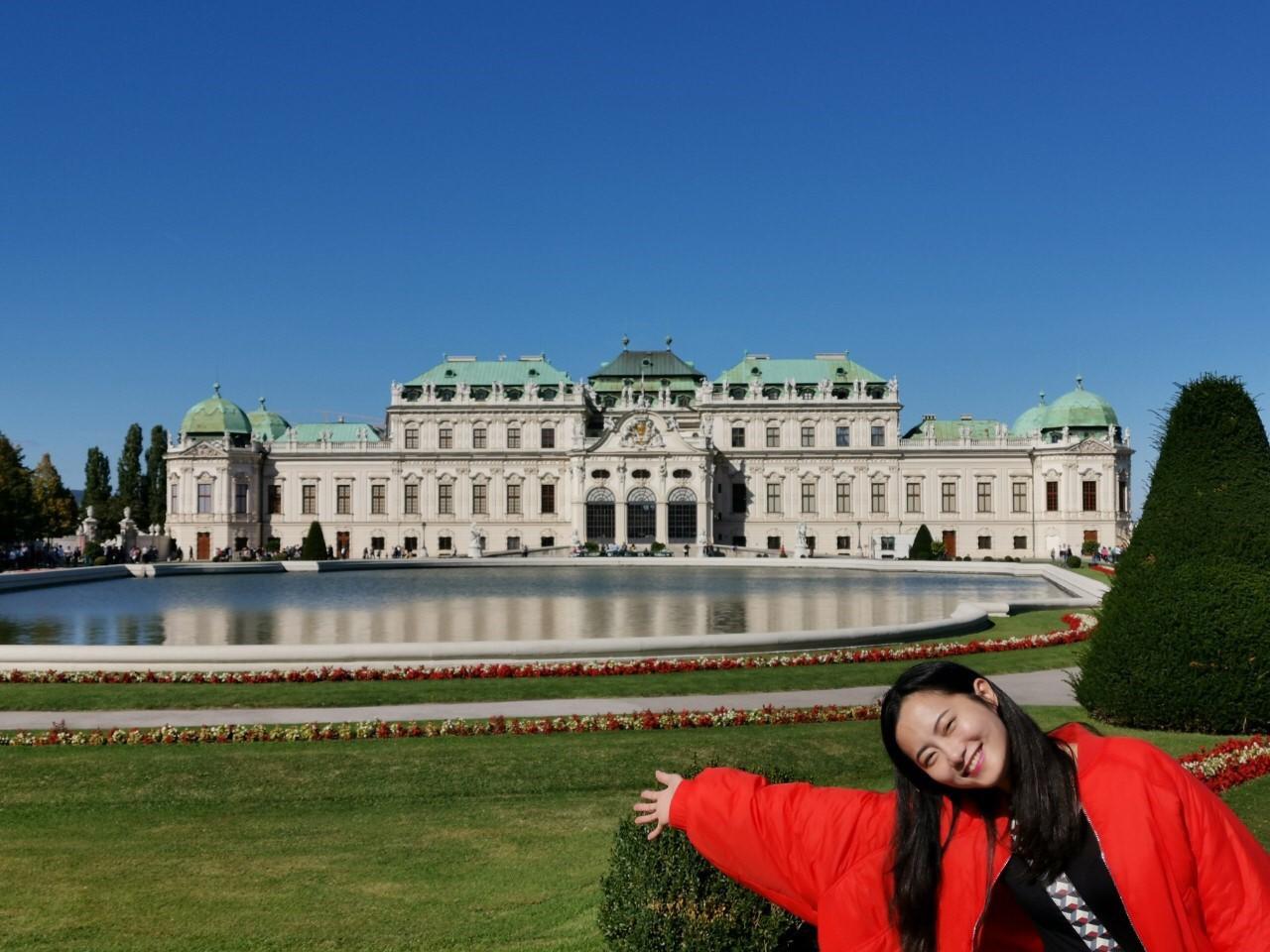 ▲因為友人兒子要去匈牙利唸書,讓趙小僑意外展開東歐之旅。