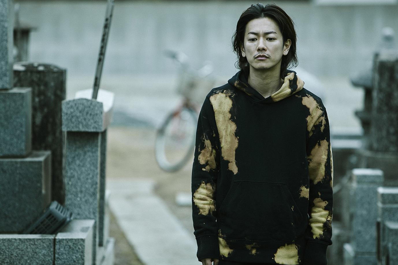 白石和彌:「剛開始看到佐藤健(如圖)會覺得他很酷,但他的熱情完全濃縮在身體裡面,絕對是能夠勝任這個主角的演員。」