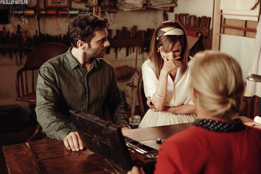 皮歐攜手法國凱薩獎影后蕾雅.杜嘉,在莊嚴的博物館上演一場超越理性範圍的大亂鬥