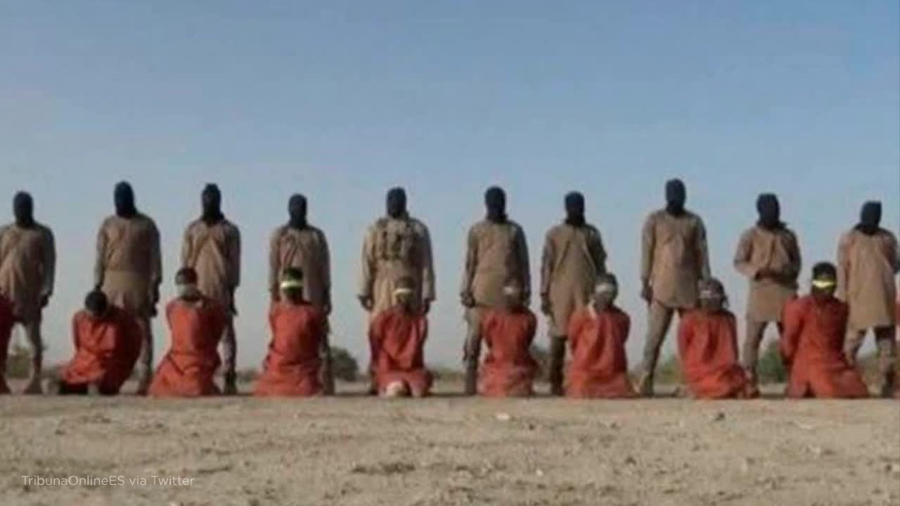 Islamic State says it beheaded Christian captives in Nigeria