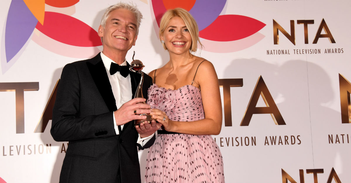 Phillip Schofield and Holly Willoughby appear to have a good friendship (Getty)