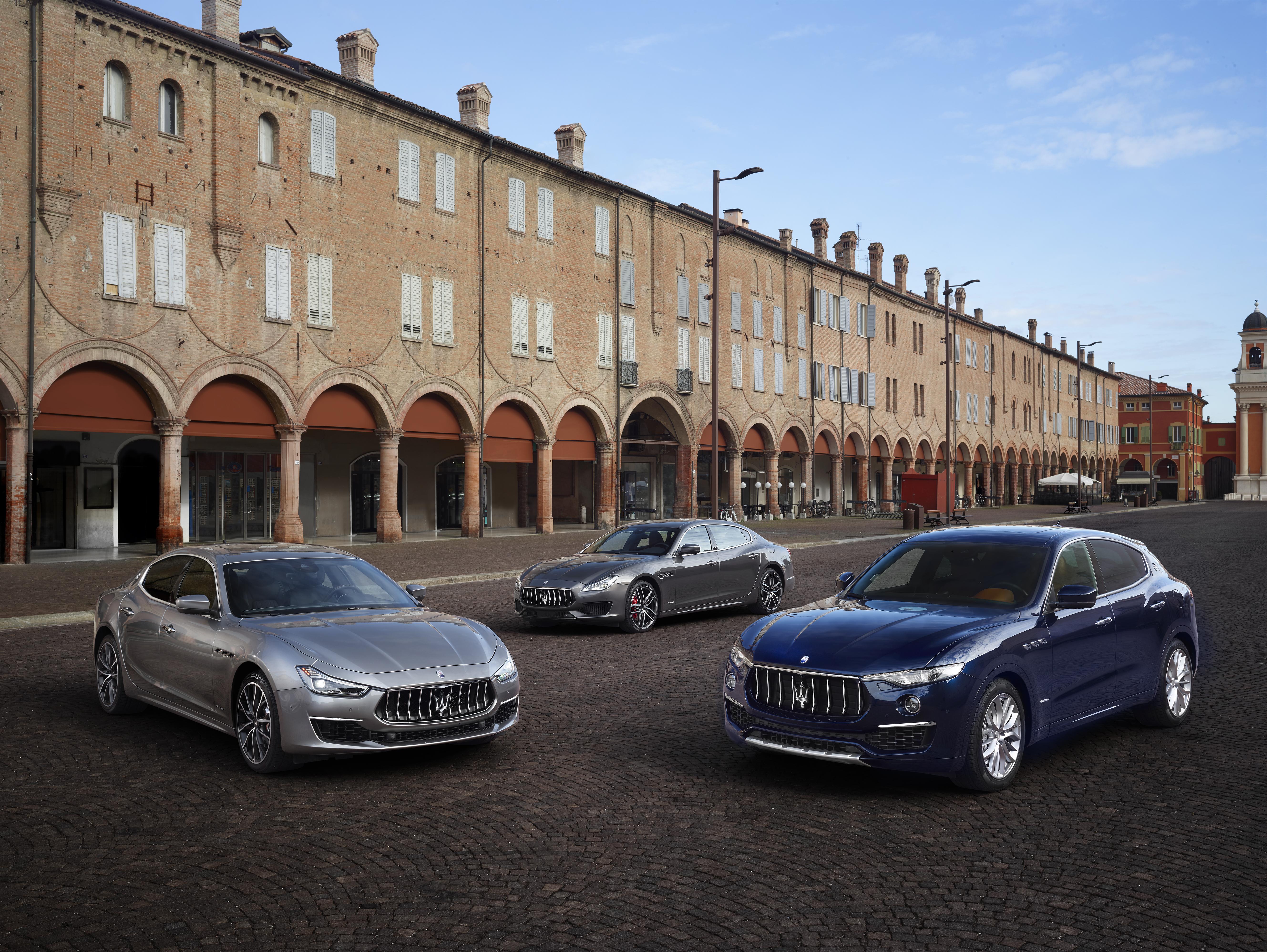 2020年式Maserati 全面升級ADAS先進駕駛輔助系統,融淬貨真價實的跑車動力系統,為所有駕馭者帶來最全面的義式GT跑格