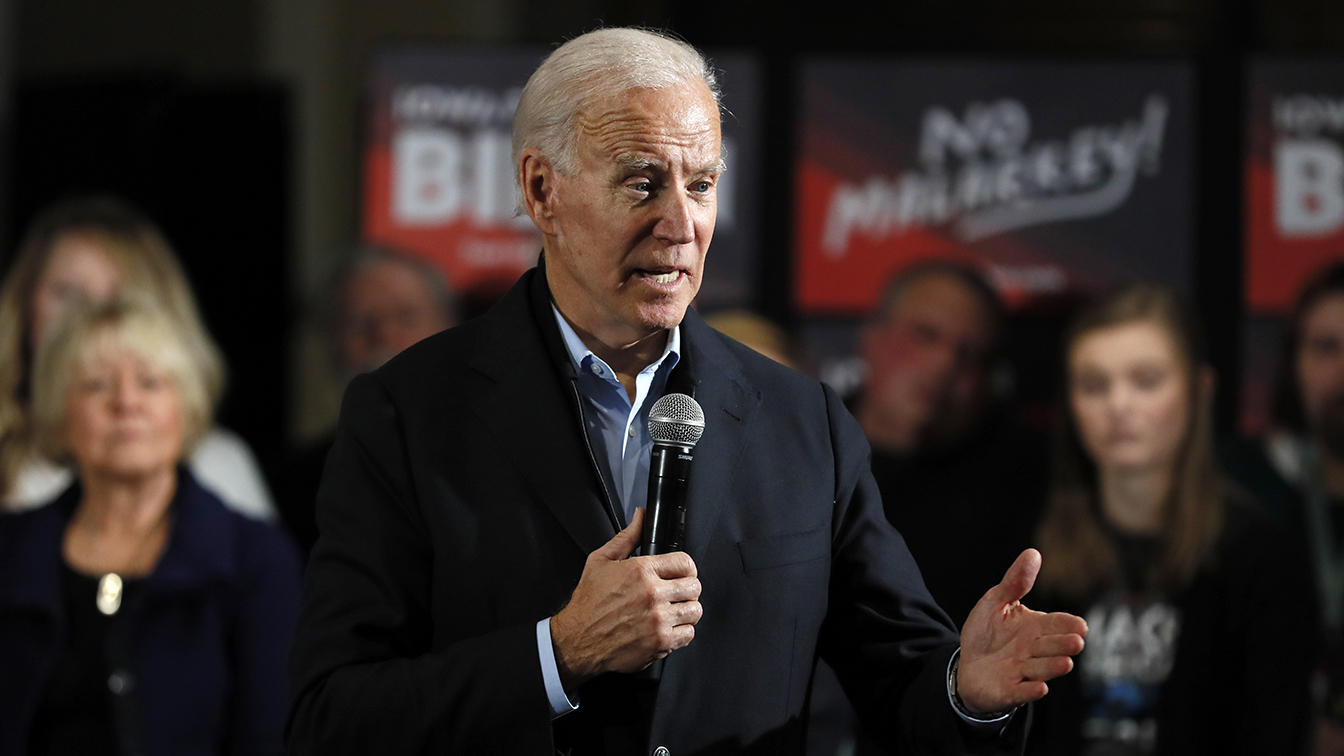 No Malarkey: Biden could shock the pundits and win