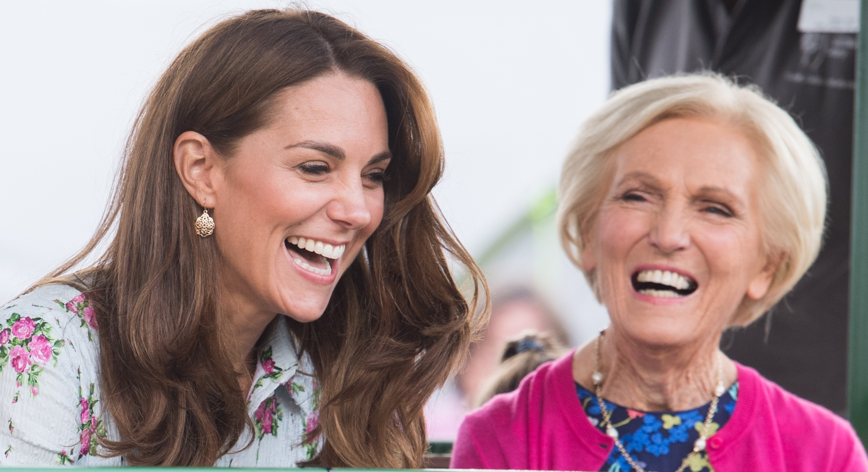 """Kate Middleton has revealed one of Prince Louis' first phrases was """"that's Mary Berry"""" [Image: Getty]"""