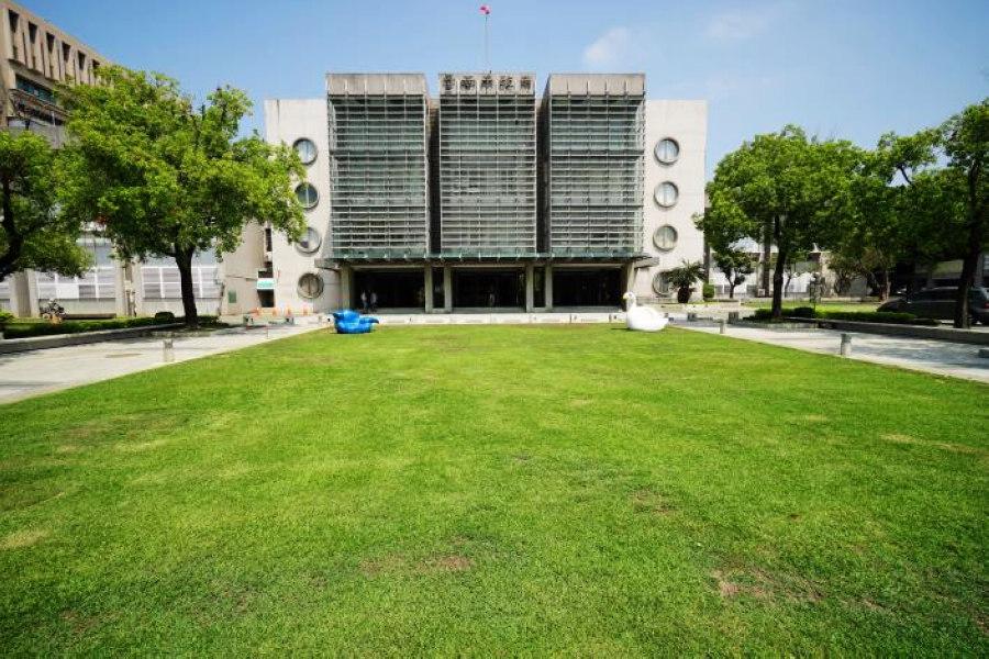 民治市政中心市民廣場(圖片來源:台南市政府)