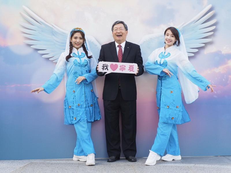圖/中華民國旅行業品質保障協會 陳善國副理事長蒞臨現場給予支持