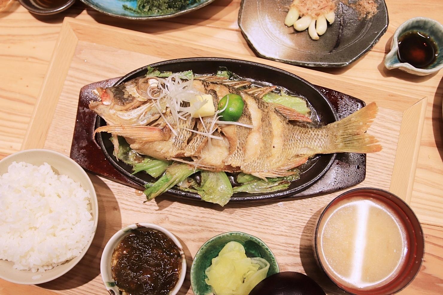 海邦丸海人料理