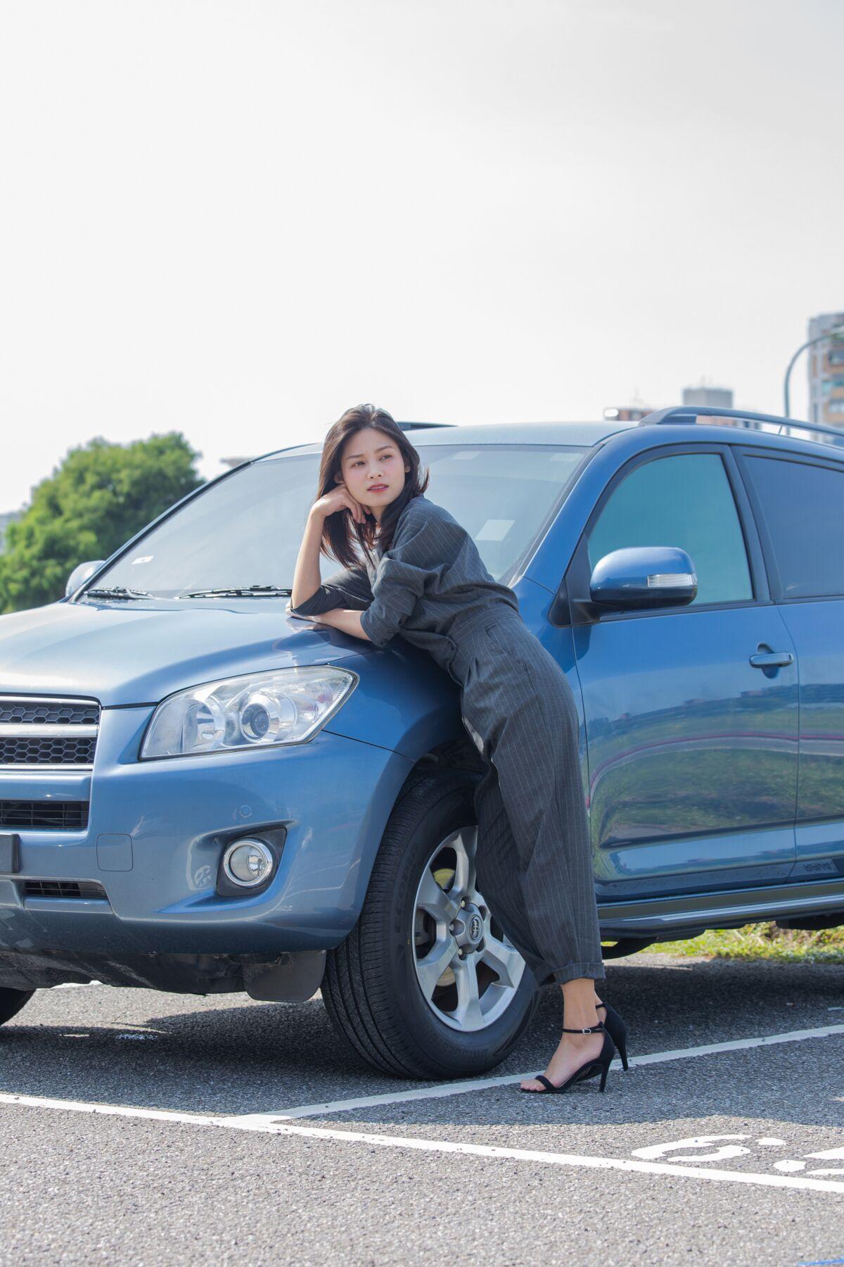 立琳覺得遇到行車糾紛 要懂得保護自己