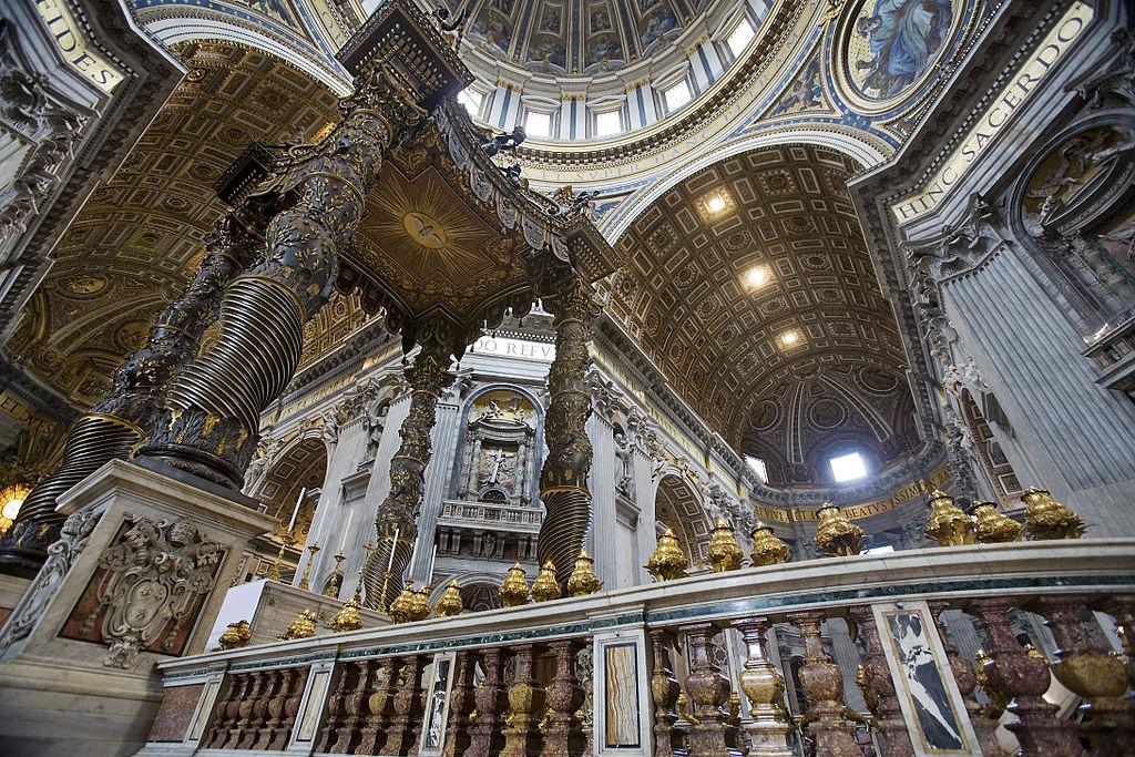 聖彼得大教堂 (Photo by Jorge Royan / ww.royan.com.ar, License: CC BY-SA 3.0, Wikimedia Commons提供)