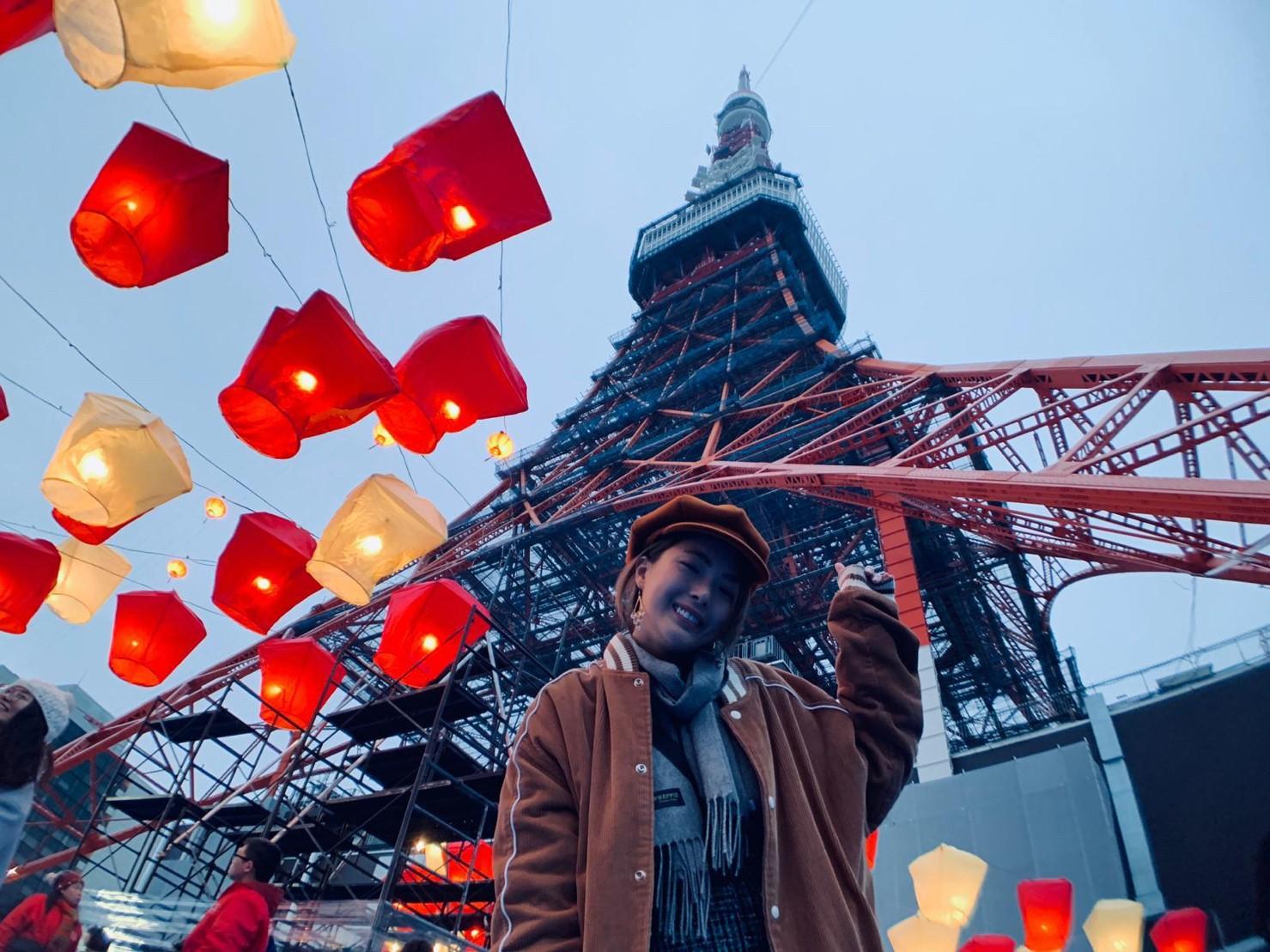 ▲這趟去日本,黃沐妍也買了不少戰利品。