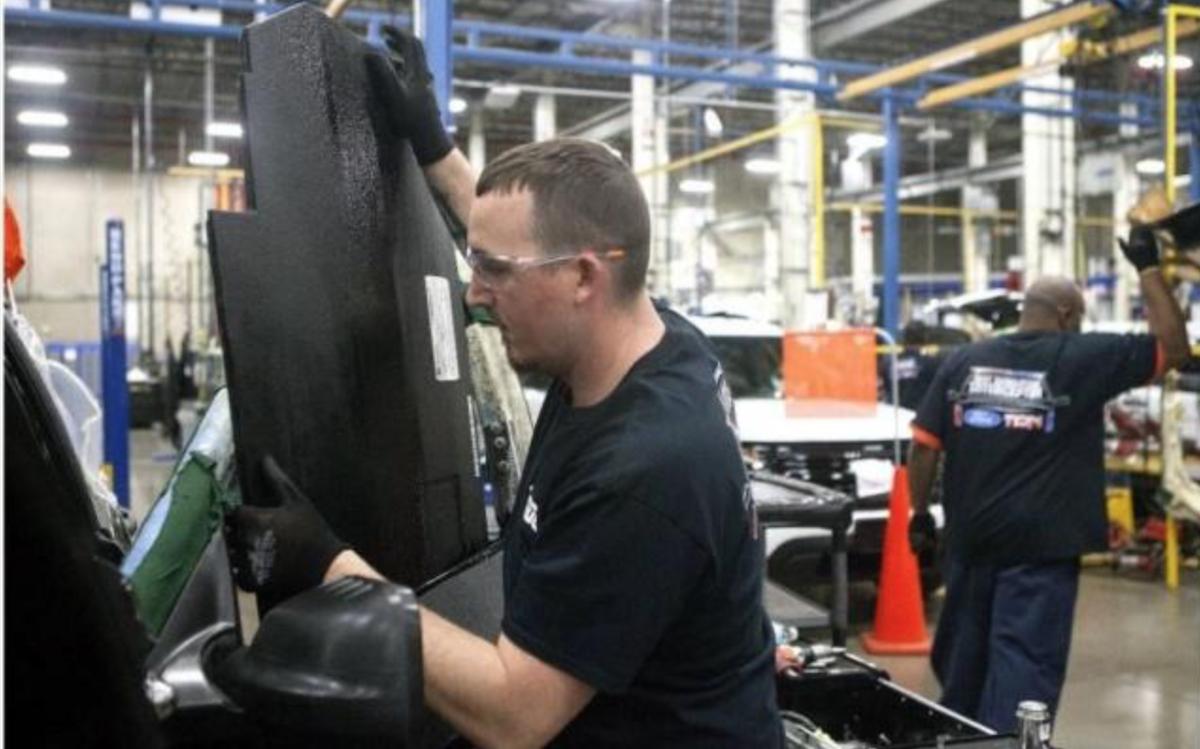 目前 Mach-E 在墨西哥工廠進行生產。