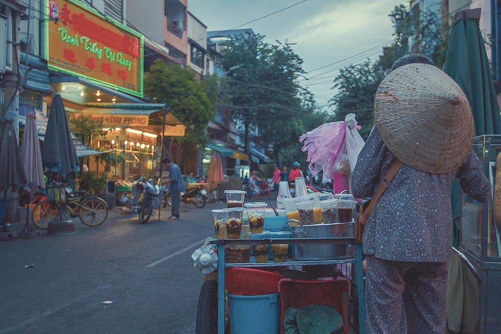 胡志明市 (Photo by Parisidney, License: CC BY 3.0, 圖片來源web.500px.com/photo/130504033/Viet-NoW-by-PariSidney)