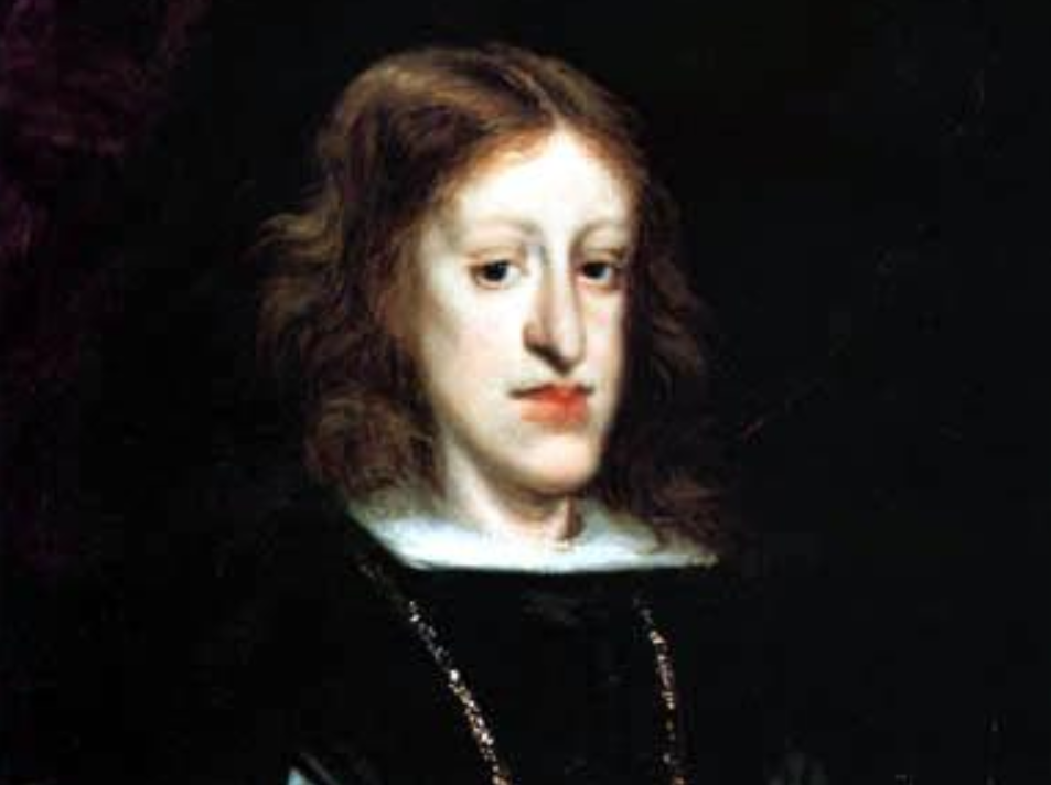 Charles II of Spain (Don Juan Carreño de Miranda)