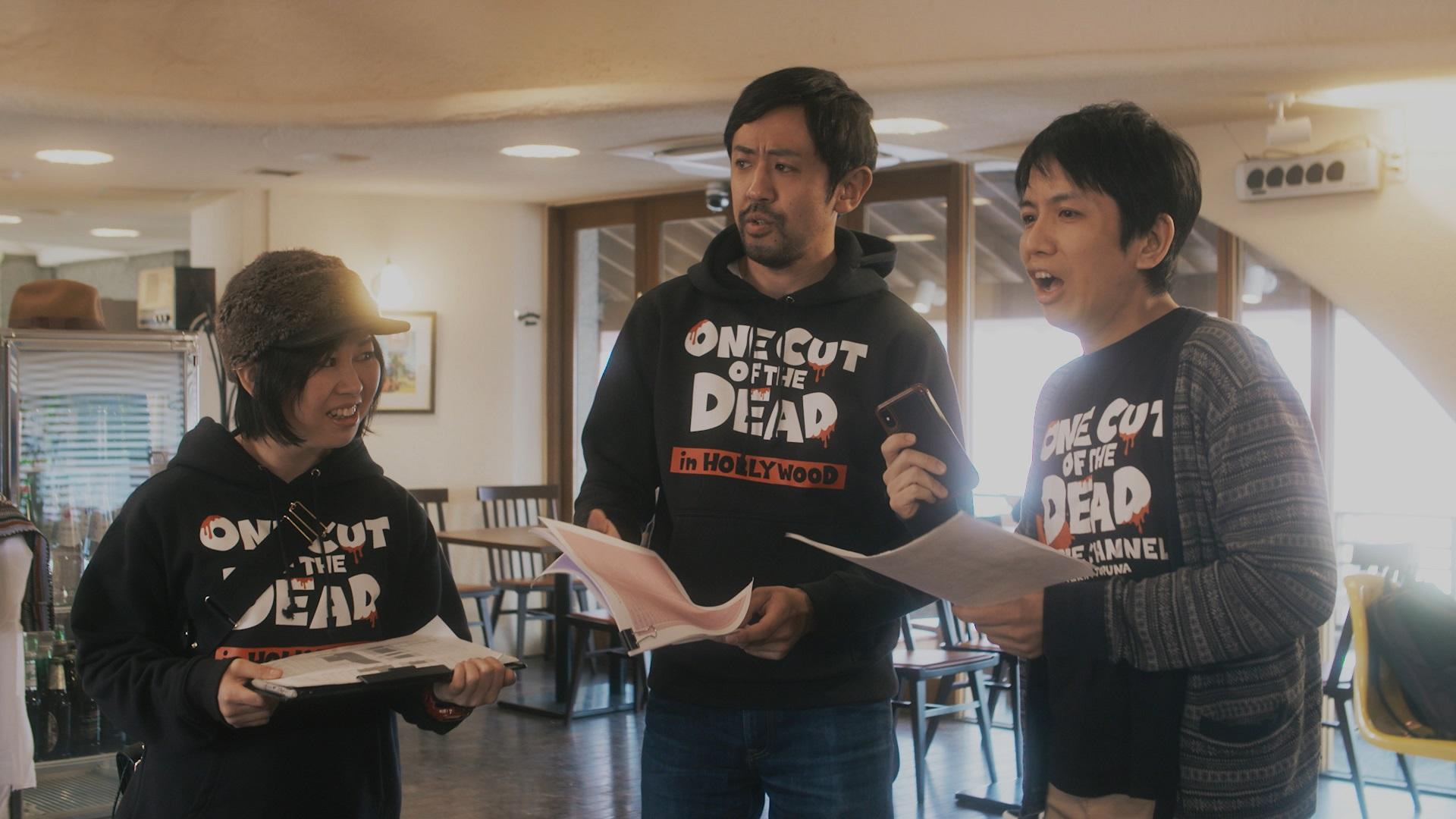 2018年最熱血的話題之作《一屍到底》首部番外篇《一屍到底番外篇:好萊塢大作戰!》即將登台上映!