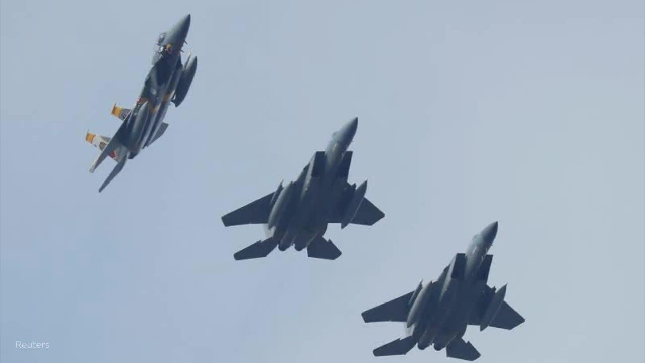 Iraq militia chief warns U.S. airstrikes could bring tough response