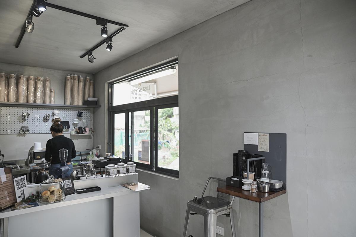 Lost in Zhubei 外帶咖啡吧