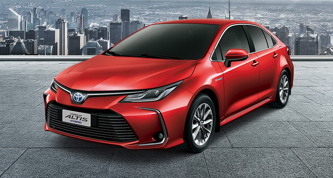 圖/國產車榜單由Toyota遙遙領先,冠軍車款Corolla Altis保持高水準,全月銷量來到2,902輛。