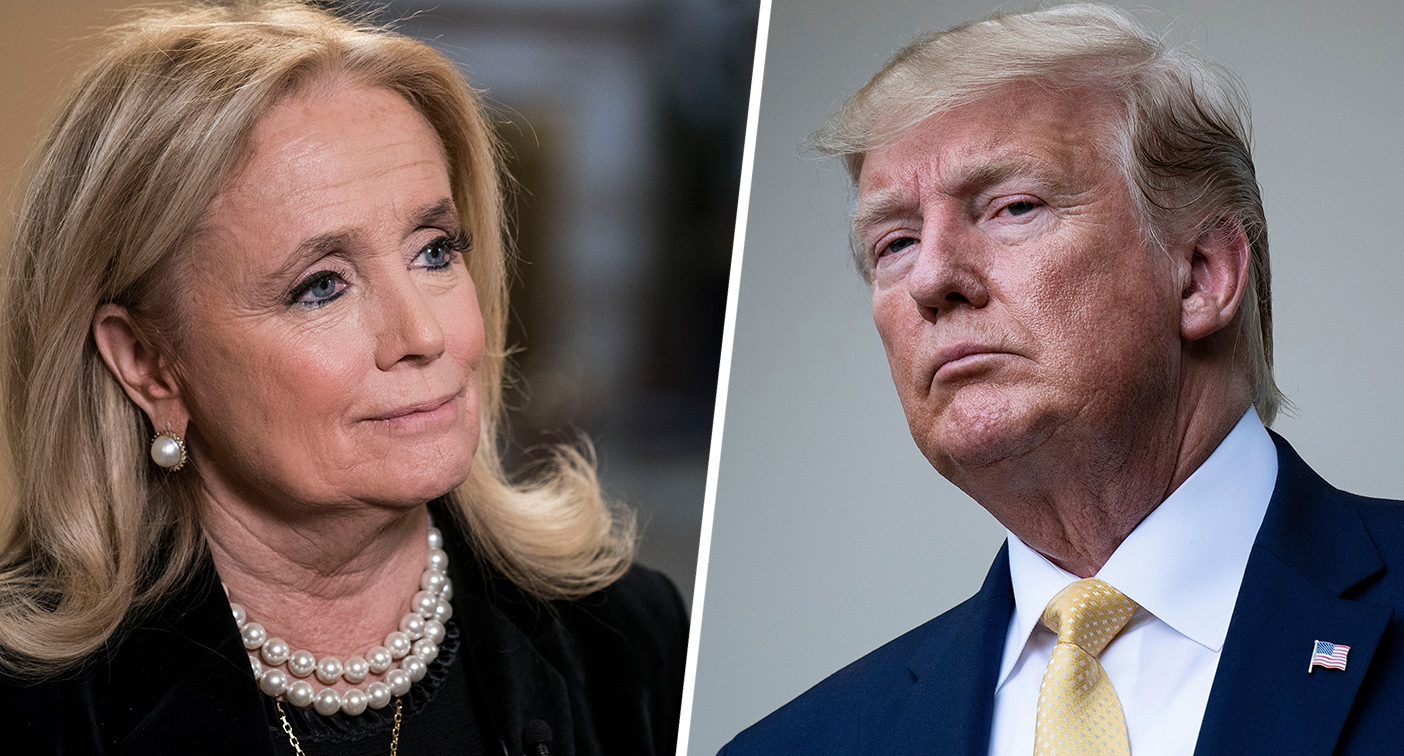 Rep. Debbie Dingell says Trump crossed a line about her husband, but she doesnt need an apology