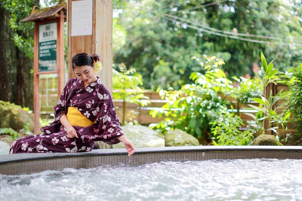 關子嶺溫泉(圖片來源:台南市政府觀光旅遊局)