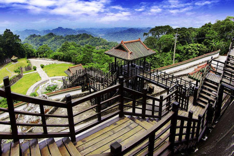 碧雲寺(圖片來源:台南市政府觀光旅遊局)