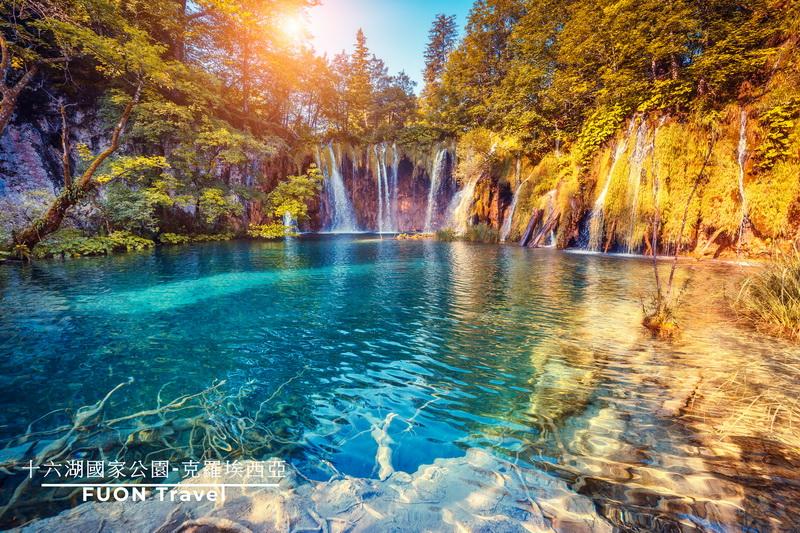 圖/十六湖國家公園-克羅埃西亞