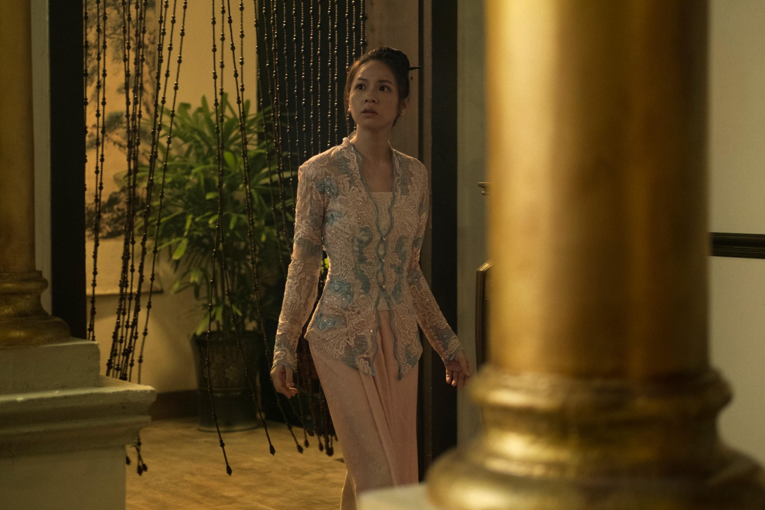 金鐘視后黄姵嘉在新劇《彼岸之嫁》大玩穿越情節,回到1890年代的馬六甲