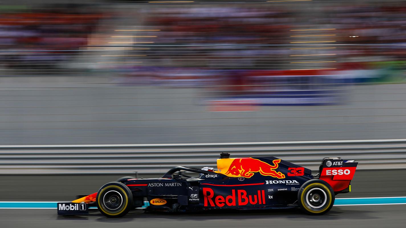 Verstappen的阿布達比GP掙扎於油門反應問題