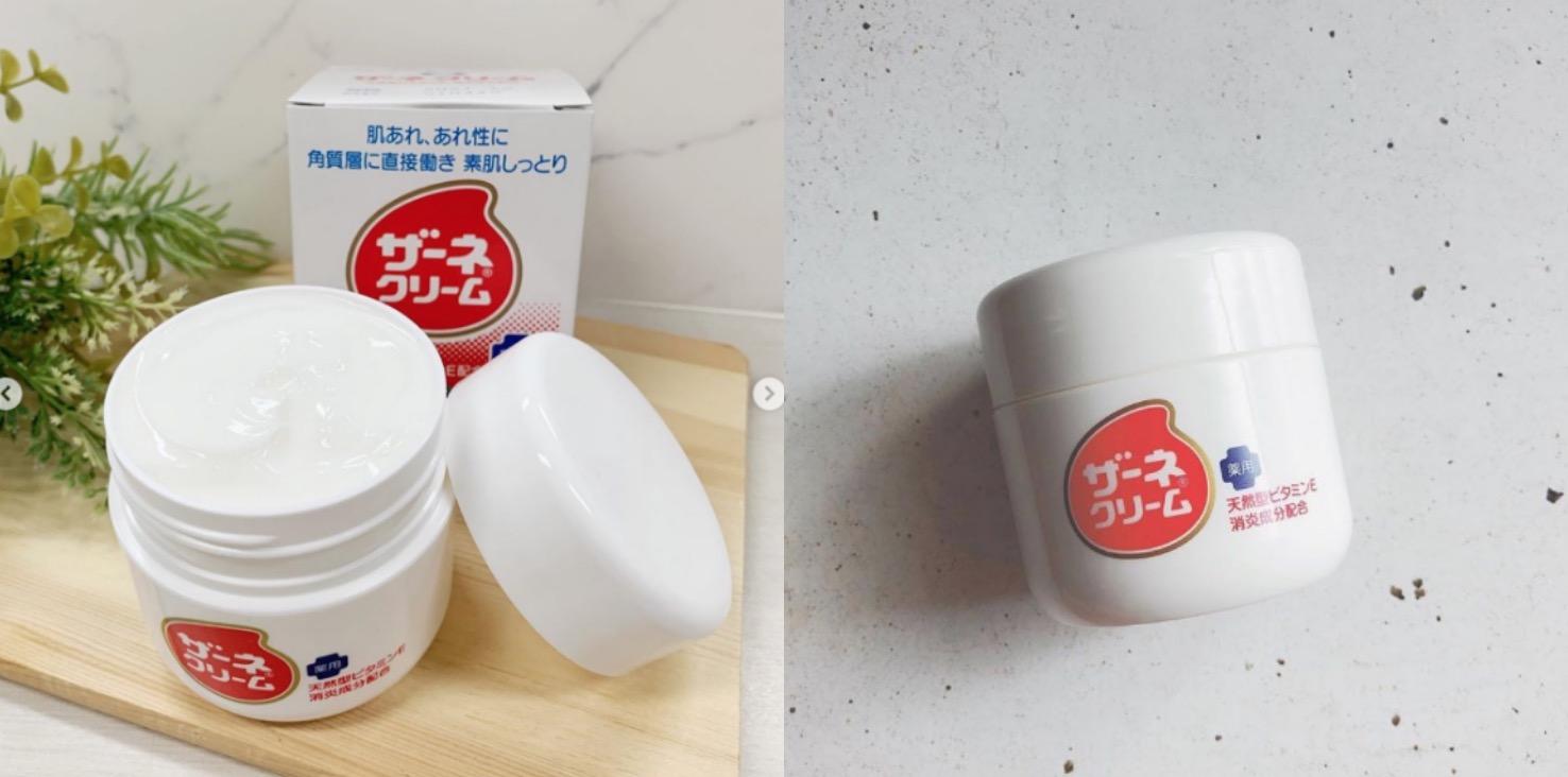 紗奈 潤澤乳霜,全身皆可使用的保濕鎖水乳霜,預防手、腳、身體乾燥乾裂