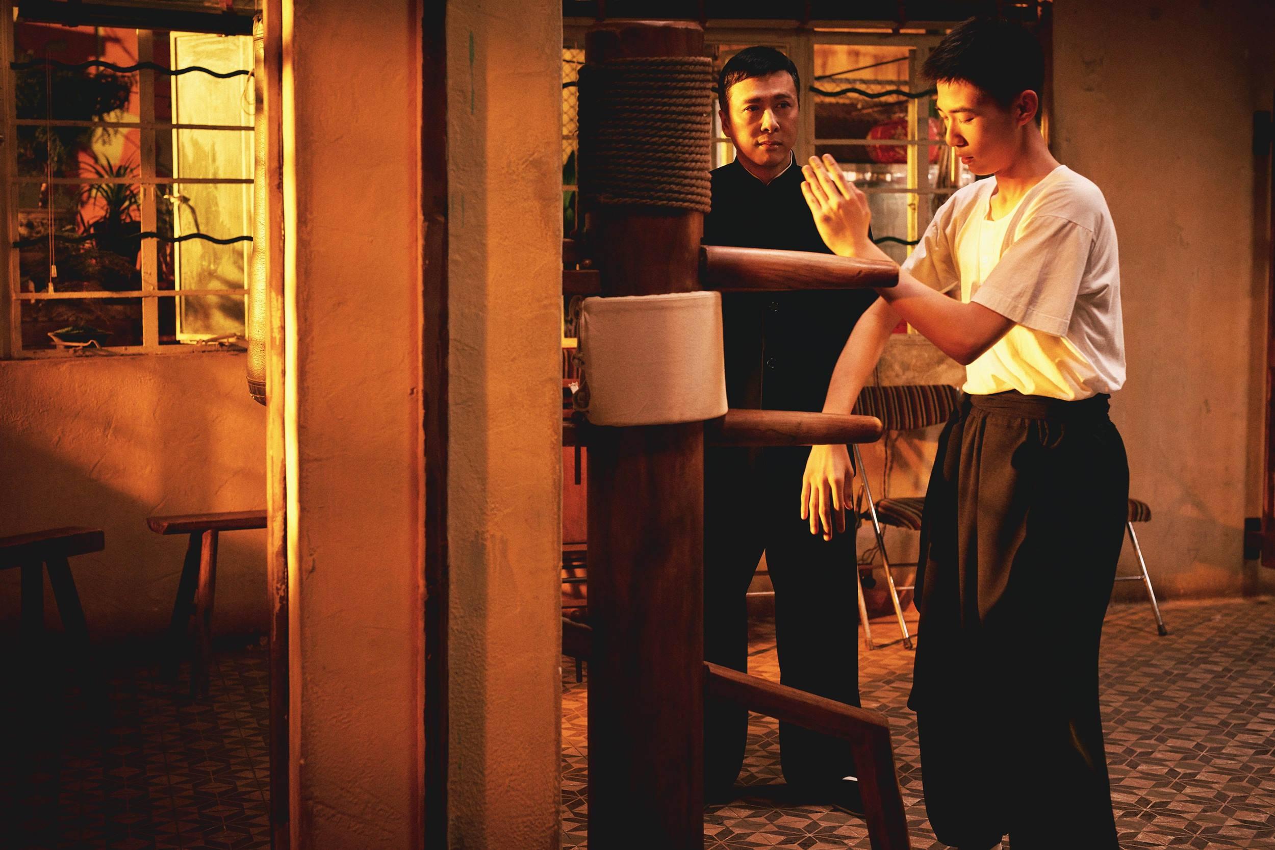 甄子丹回首10年葉問覺得他有血有肉,雖然功夫無敵但厚道處事才能獲得觀眾喜愛