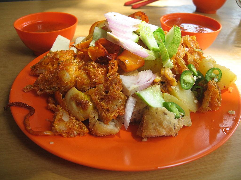 羅惹 (Photo by Terence Ong, License: CC BY-SA 3.0, Wikimedia Commons提供)