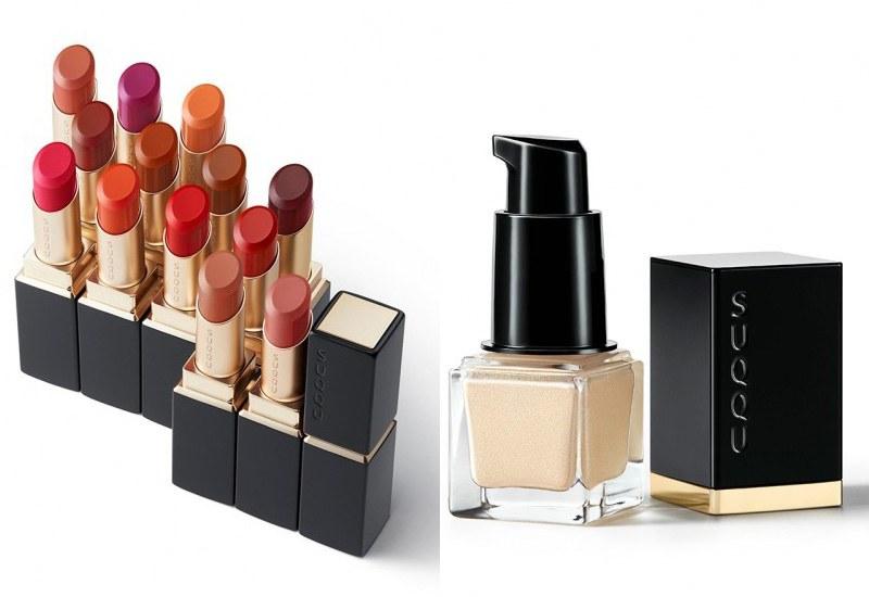 春妝中的唇膏則會一次推出13個色調,10個常賣色、3款限定色,都是霧面持久的妝感