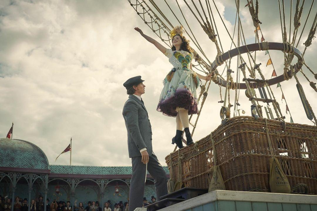 神還原實體19世紀熱氣球 角逐奧斯卡最佳視覺效果