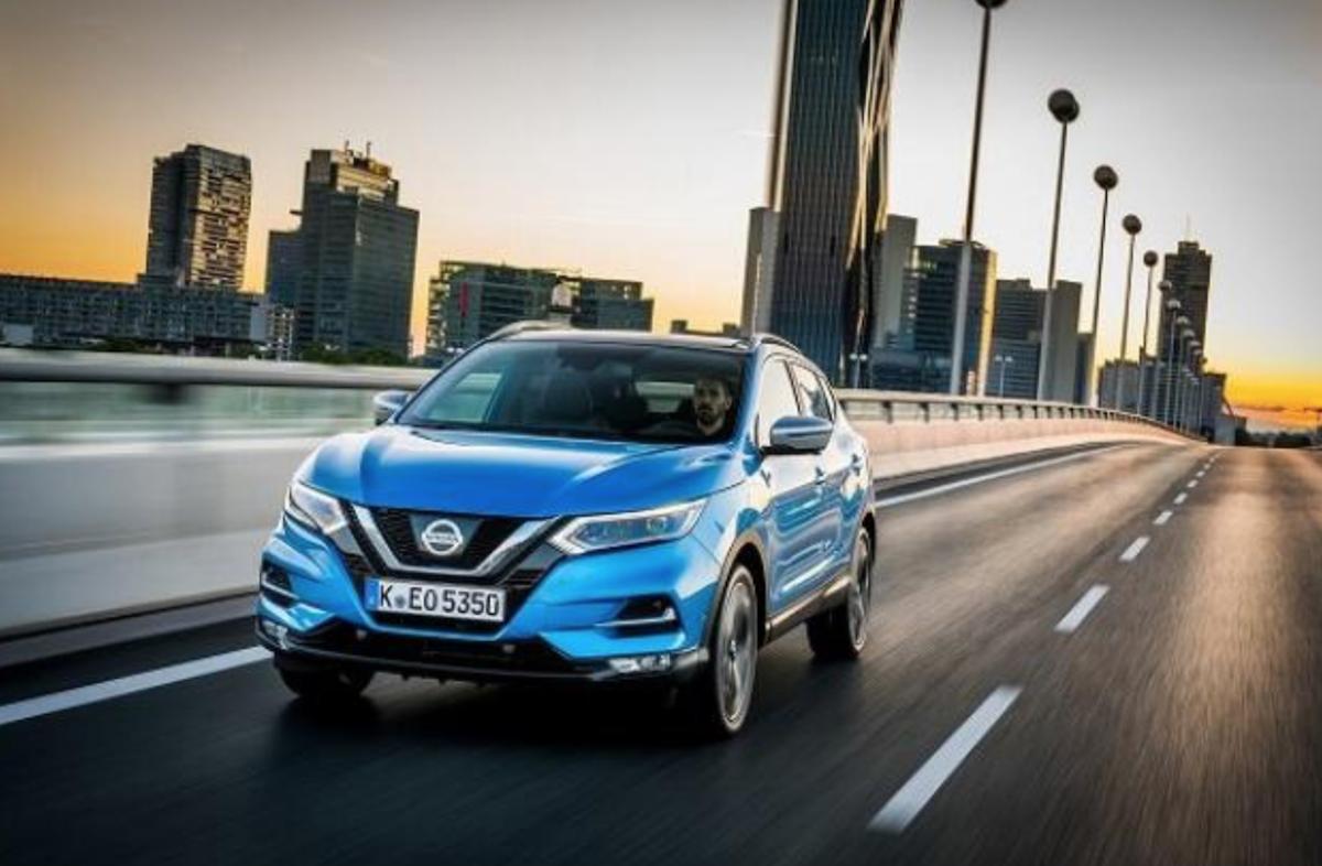 新一代 Qashqai 將搭載 Renault-Nissan 聯盟的最新 CMF 模組化平台。