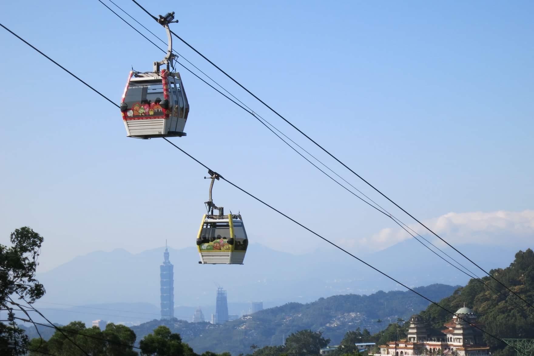 大台北地區大眾運輸發達,自然景點或是引發熱烈討論的新去處,都可以輕鬆到達。圖/台北捷運臉書粉絲專頁