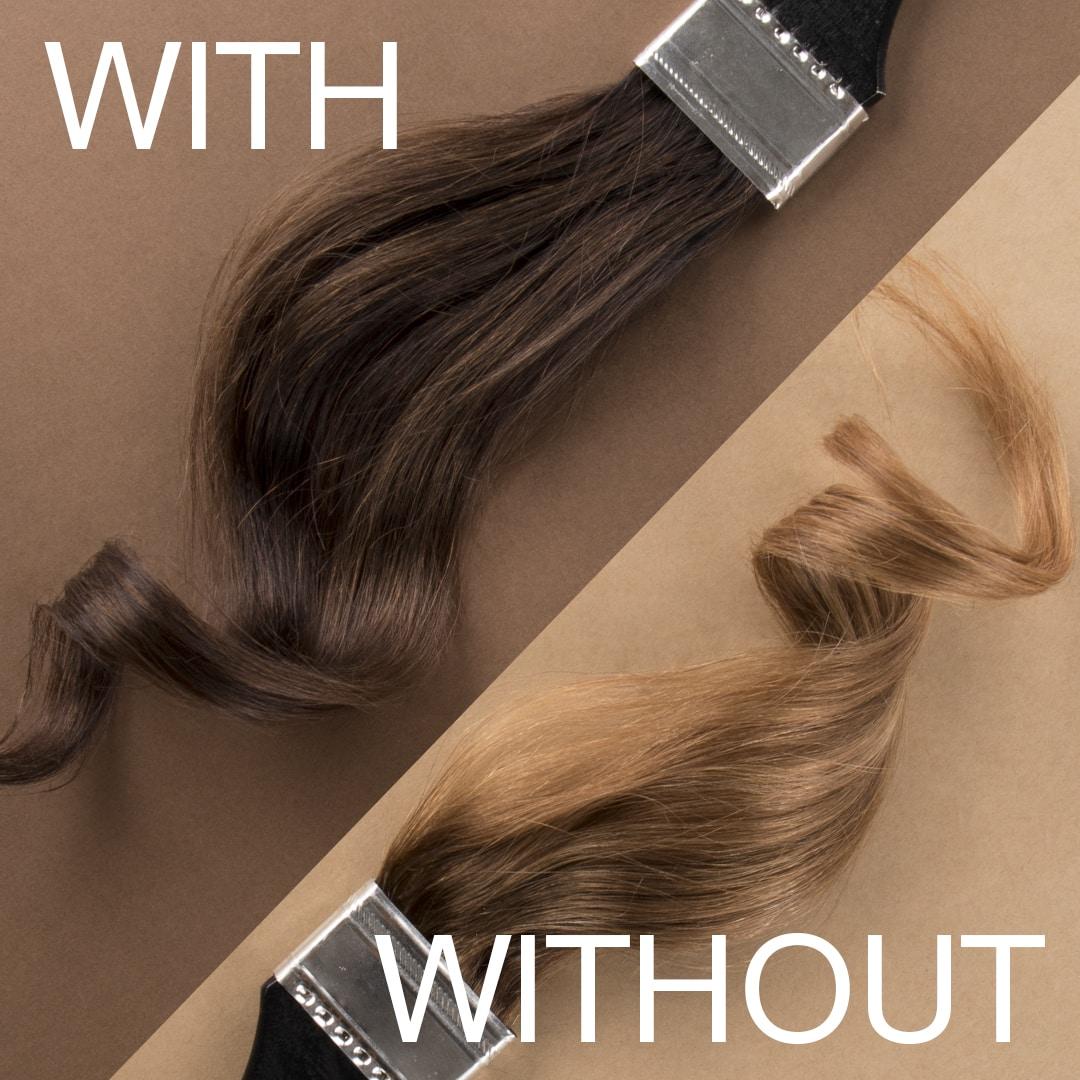 冷色調髮色的美與氣質是大家有目共睹的,學會這一招超強持色密技,讓你不需再害怕或猶豫~