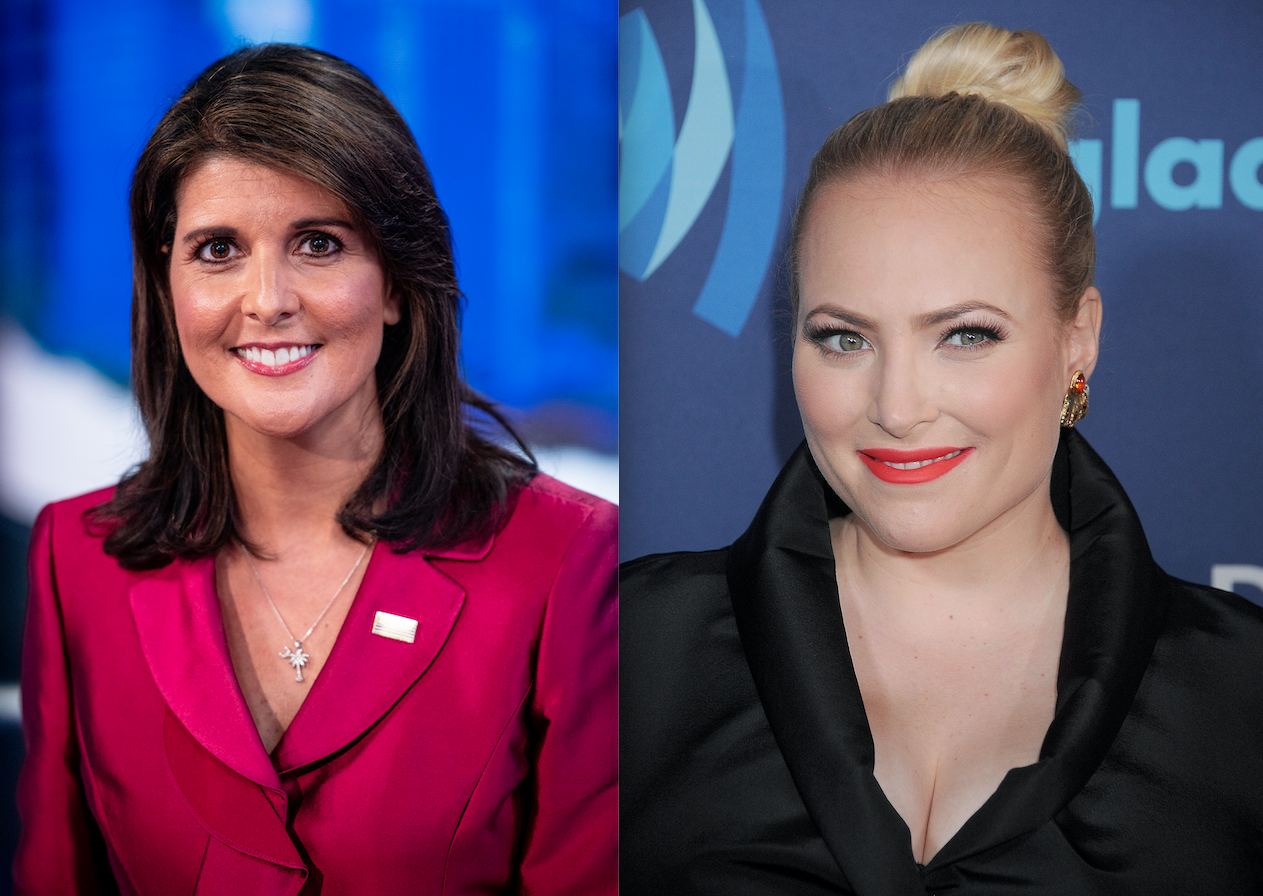 Meghan McCain warns Nikki Haley will be haunted by her defense of Confederate flag — as her father was
