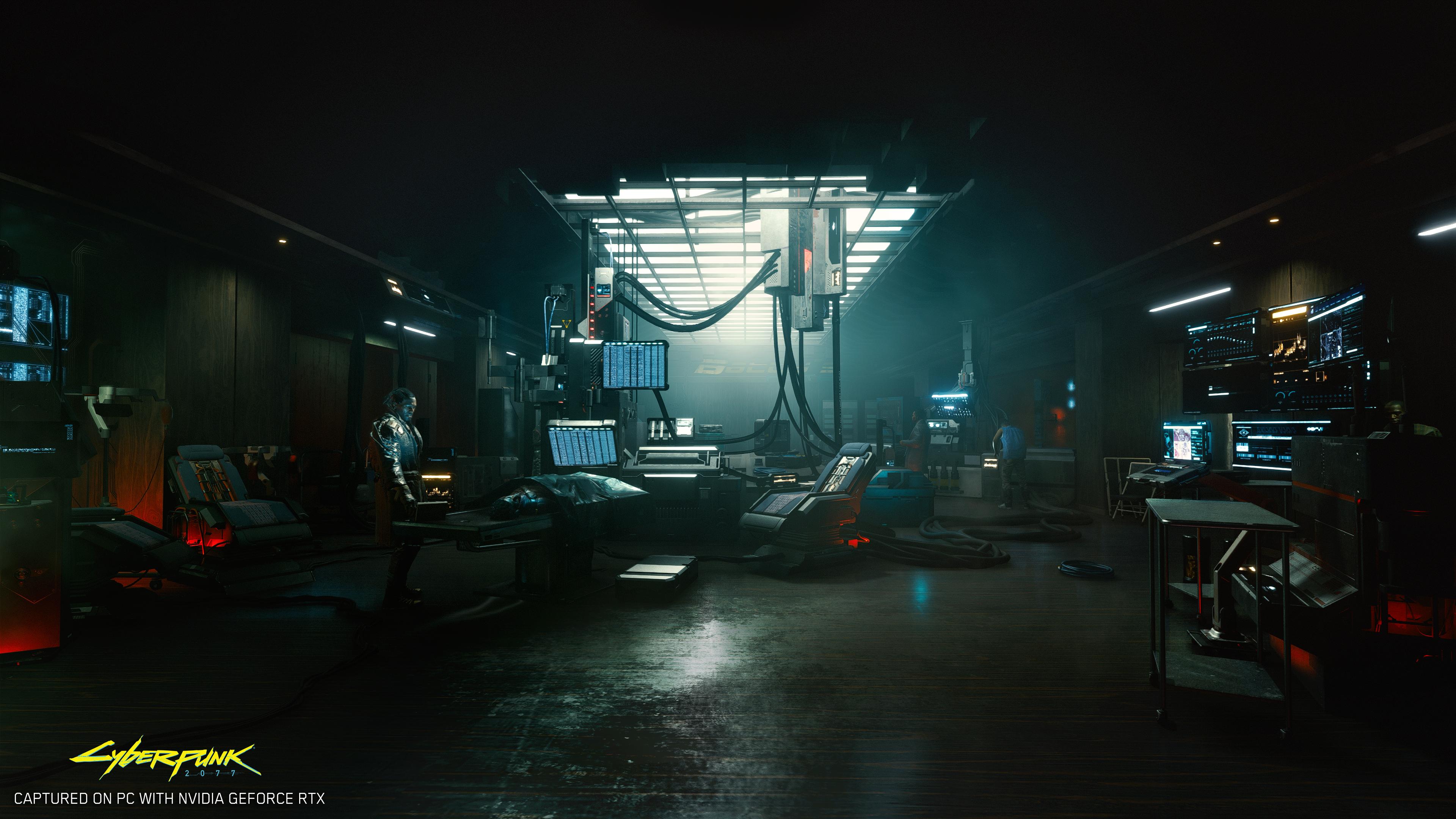 R(圖源:Cyberpunk 2077)