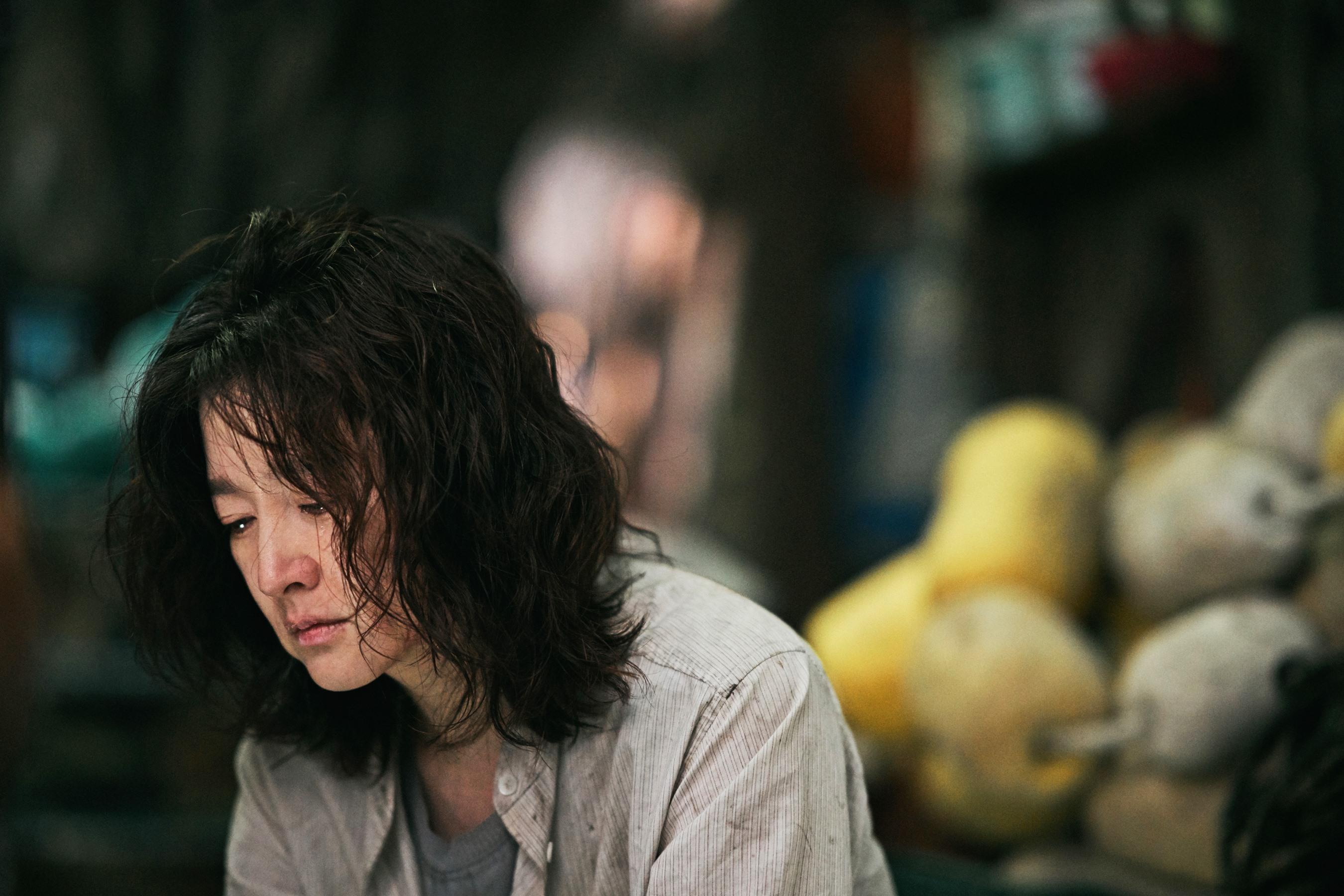 李英愛闊別銀幕14年再度回歸
