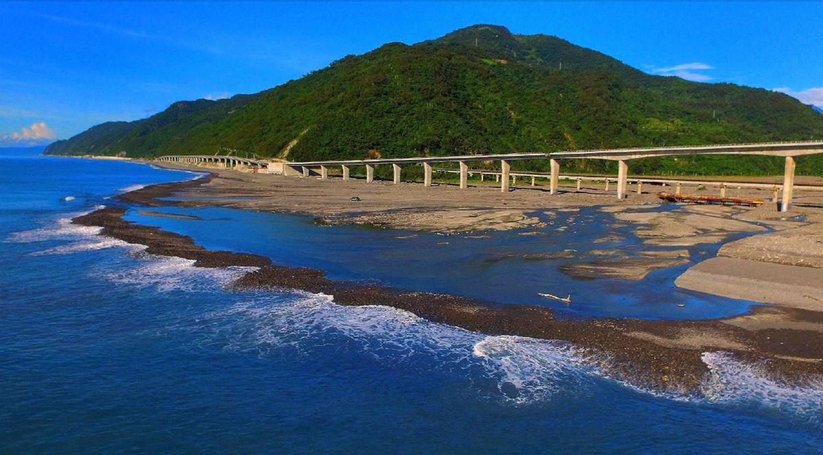 台東金崙大橋(圖片來源:台東縣政府)