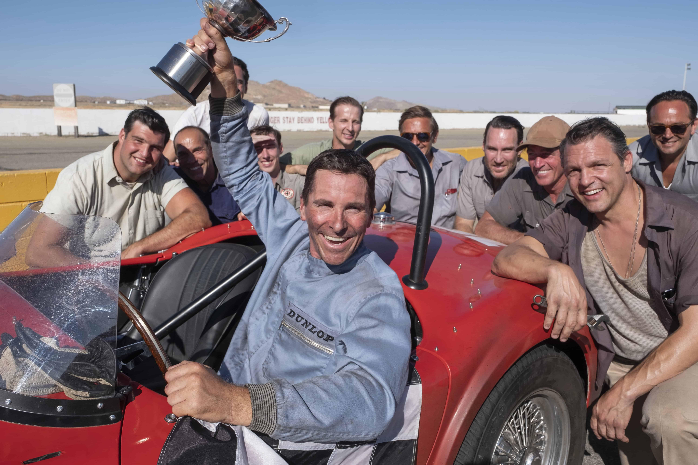 世上最危險的賽車競賽 克里斯汀貝爾搏命演出 親上賽道飆速