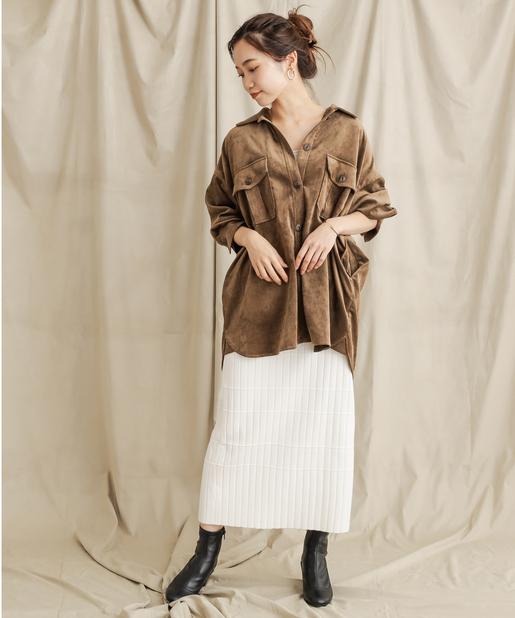 提及秋冬的衣著用料,針織絕對是不可或缺的服裝材質