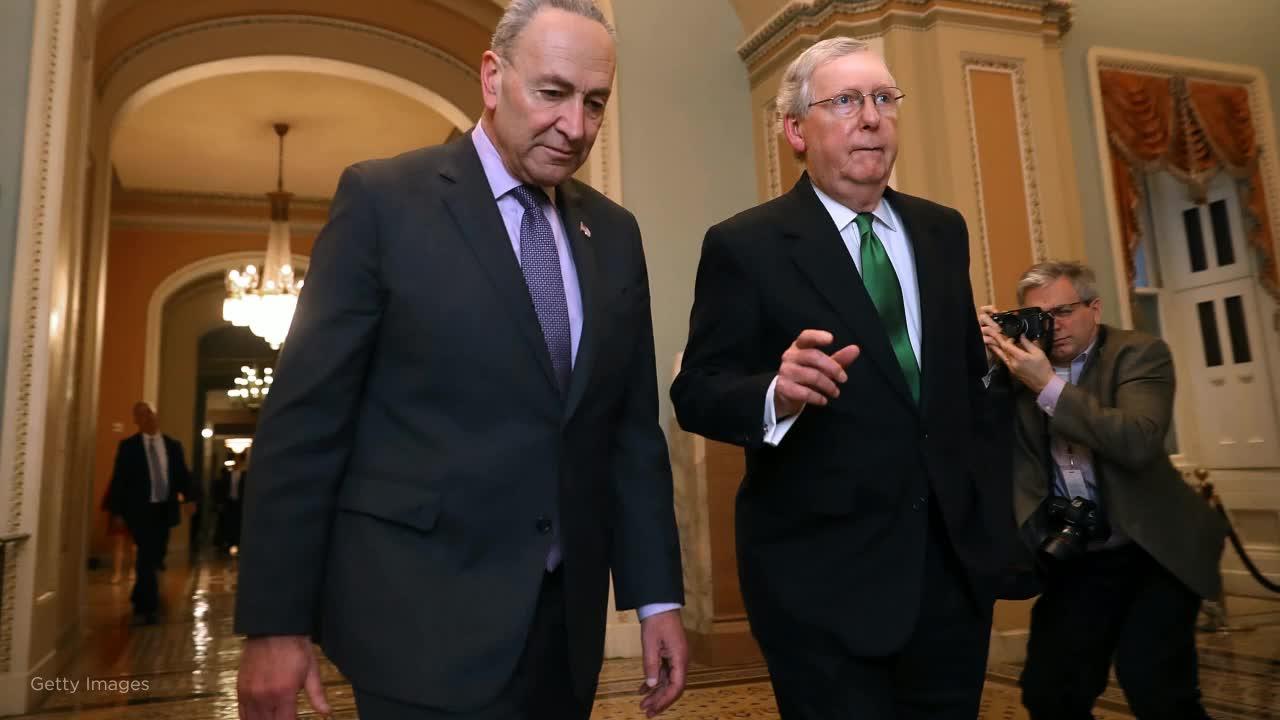 Sen. Schumer predicts Mitch McConnell will block all Democratic Supreme Court picks