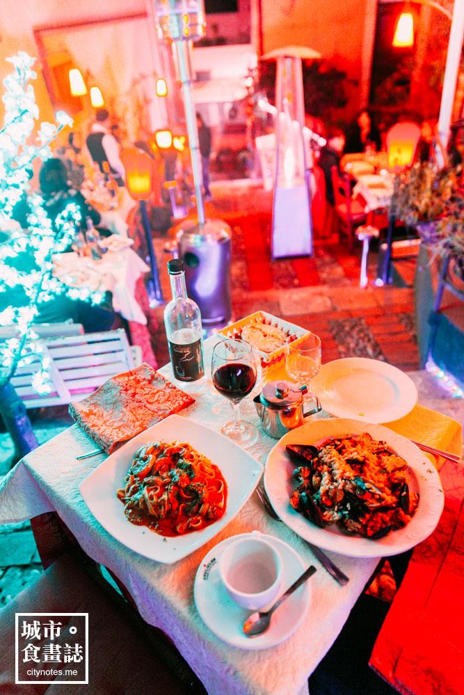 陶爾米納 午夜登場的華麗盛宴